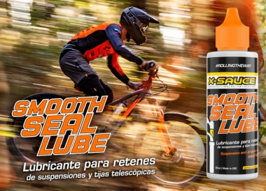 SMOOTH SEAL LUBE, NUEVO LUBRICANTE DE X-SAUCE