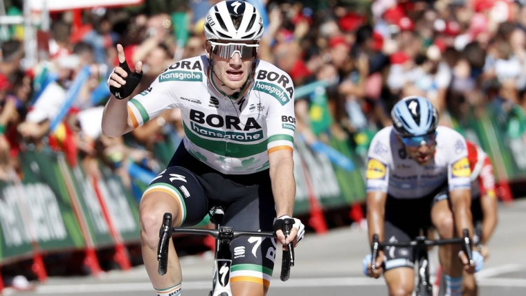 El Deceuninck Quick-Step ficha al esprinter Sam Bennett